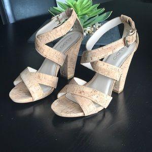 ALDO Block Heels